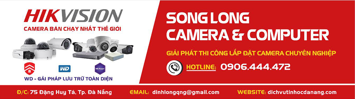 Lắp camera, thay mực in giá rẻ